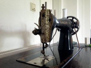 Naehmaschine Singer 15 D